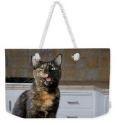 What's For Dinner? Weekender Tote Bag