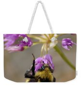What's The Buzz Weekender Tote Bag