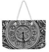 What's The Time Weekender Tote Bag