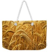 Wheat Weekender Tote Bag by Elena Elisseeva