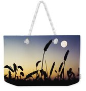 Wheat Field, Ireland Wheat Field And Weekender Tote Bag
