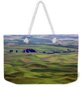 Wheat Fields Of The Palouse - Eastern Washington State Weekender Tote Bag