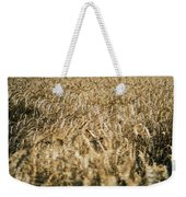 Wheat In The Wind Weekender Tote Bag