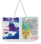 Wheat-shire Theme Park Weekender Tote Bag