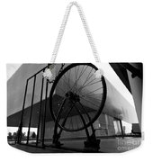 Wheel Art Weekender Tote Bag