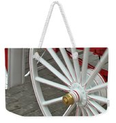 Wheel Motion Weekender Tote Bag