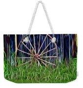 Wheel Of Fortune Weekender Tote Bag