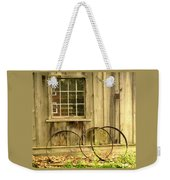 Wheel Rims Weekender Tote Bag
