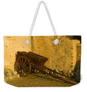 Wheelbarrow Weekender Tote Bag