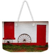 Wheels Ready  Weekender Tote Bag