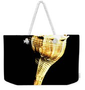 Whelk Sea Shell Weekender Tote Bag
