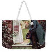 When All The World Seemed Young Weekender Tote Bag