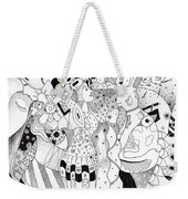 When Anything Is Possible Aka Imagine 1 Weekender Tote Bag