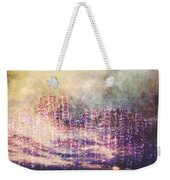 When Earth And Sky Collide Weekender Tote Bag