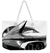 When Fins Were Fashionable Weekender Tote Bag