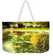 When I Dream Of Spring Weekender Tote Bag