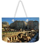 When In Greece Weekender Tote Bag