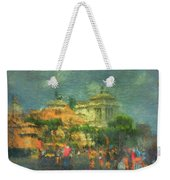 When In Rome 52 - Lasting Impression Weekender Tote Bag