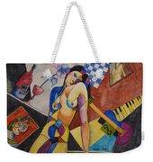 When Modigliani Met Picasso Weekender Tote Bag