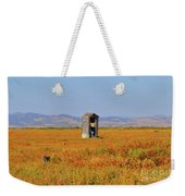 When Nature Calls Weekender Tote Bag