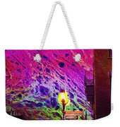 When Sun Sets Weekender Tote Bag
