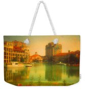 When The City Dares To Dream 2 Weekender Tote Bag