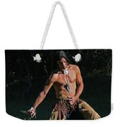 When The Fight Comes Weekender Tote Bag