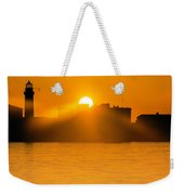 When The Sun Sets Weekender Tote Bag