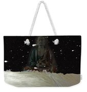 When You Meet The Buddha Weekender Tote Bag