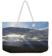 When Your Light Shines Weekender Tote Bag