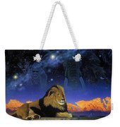 Where Are My Brothers 2 William Schimmel Weekender Tote Bag