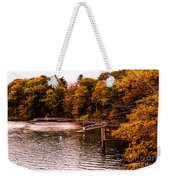 Where Are The Boats Weekender Tote Bag