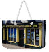 Where Dreams Begin Weekender Tote Bag