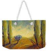Where Evening Begins 2 Weekender Tote Bag