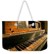 Where Fingers Once Danced Weekender Tote Bag