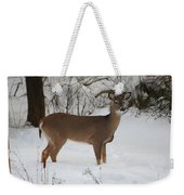 Where Is Everybody Weekender Tote Bag