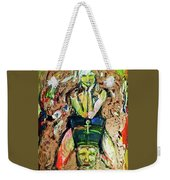 Where Is Nefertiti? V1 Weekender Tote Bag