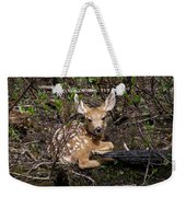 Where Mother Said Stay Weekender Tote Bag