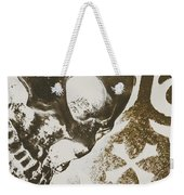 Where Peace Will Be Weekender Tote Bag