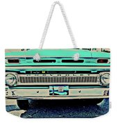 Where Route 66 Meets Chisholm Trail Weekender Tote Bag