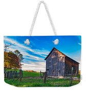 Where Silence Lives Weekender Tote Bag