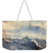Where Sky Meets Ocean Weekender Tote Bag