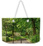 Where The Alley Starts. Weekender Tote Bag