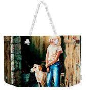 Where The Boys Are Weekender Tote Bag
