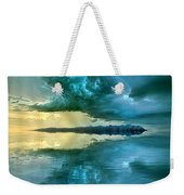 Where The Clock Stops Spinning Weekender Tote Bag