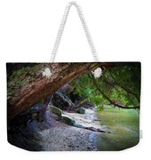 Where The Forest Meets The Sea Weekender Tote Bag