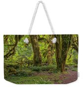 Where The Leprechauns Roam Weekender Tote Bag