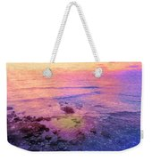 Where The Rainbow Starts Weekender Tote Bag