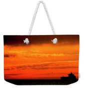 Where The Sky Meets The Sea Weekender Tote Bag