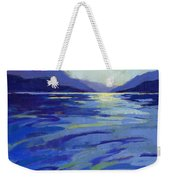Where The Whales Play 1 Weekender Tote Bag
